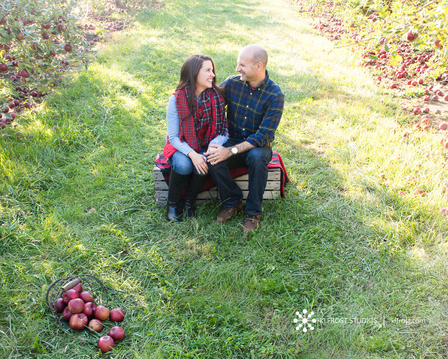Weatherhead | Apple Orchard Mini | Licking County Ohio Family Photographer