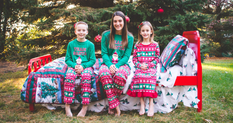 Schick | Holiday Mini | New Albany Ohio Family Photographer