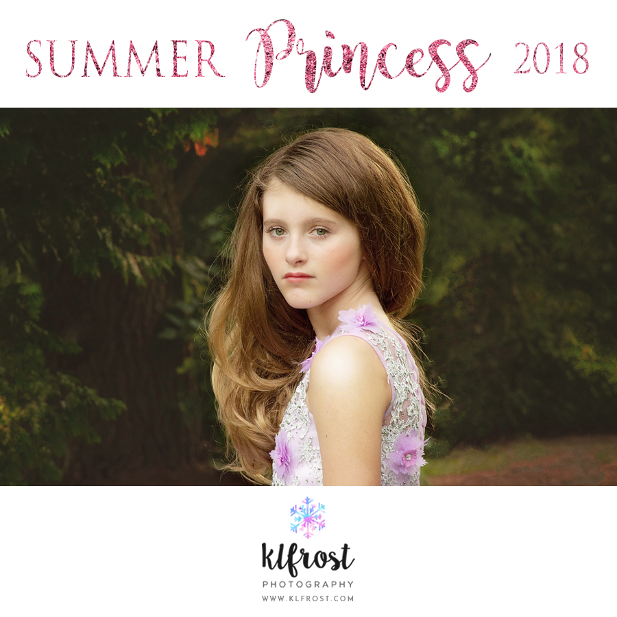 Summer Princess Sessions 2018 | New Albany Ohio Children Photographer