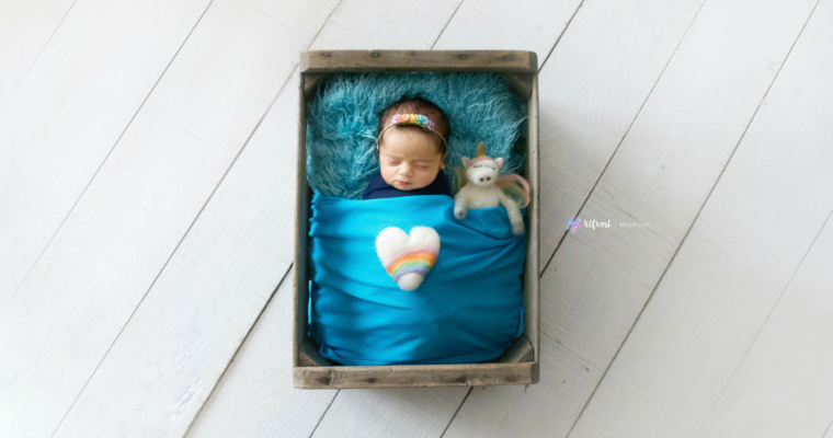 Ellenore | Newborn | New Albany Ohio Newborn Photographer