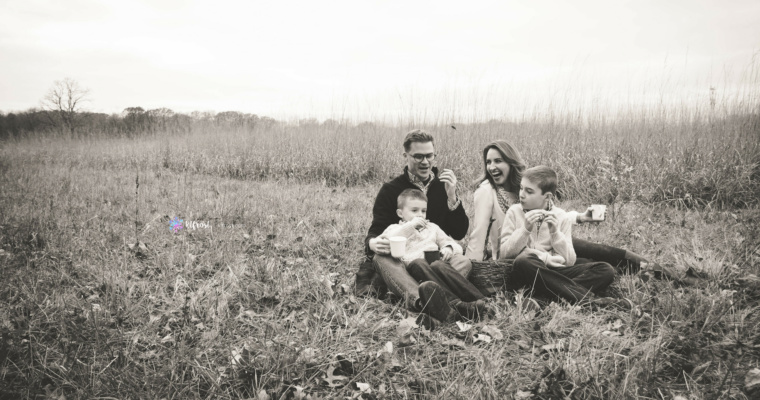 Toepfer | Family | Central Ohio Family Photographer