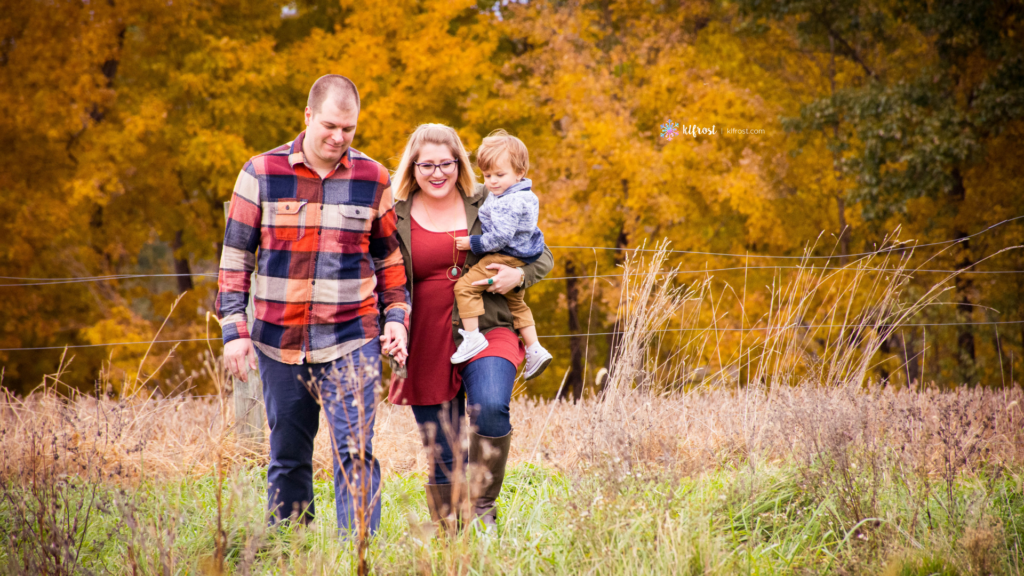 Family Photographer in Central Ohio