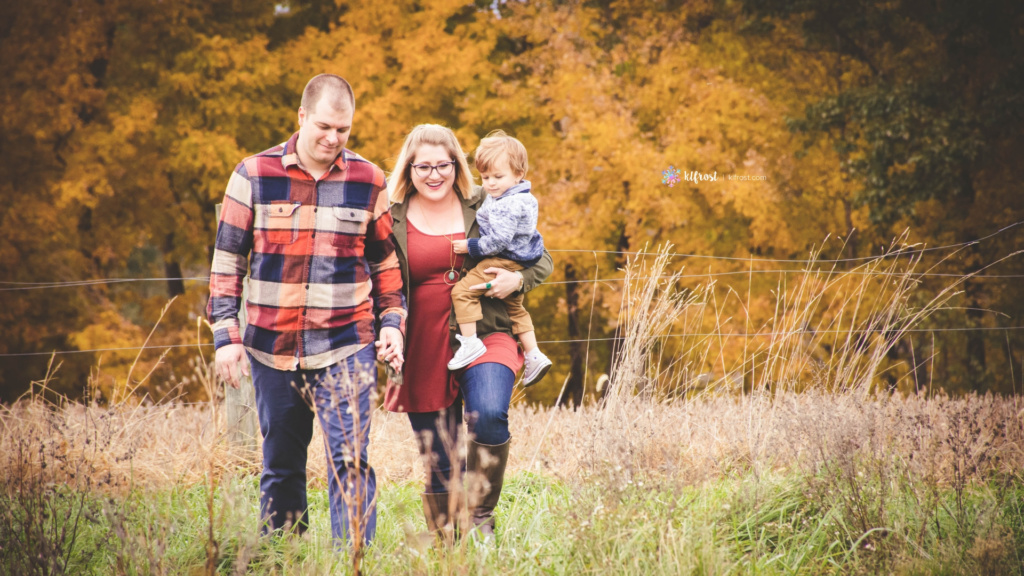 family photographer in Delaware county