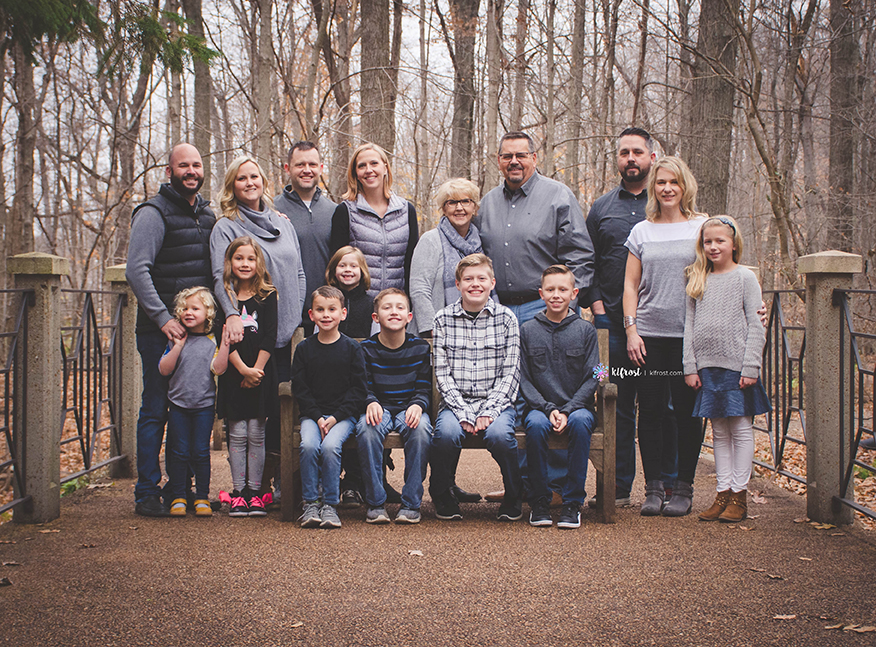 family photographer in hilliard ohio
