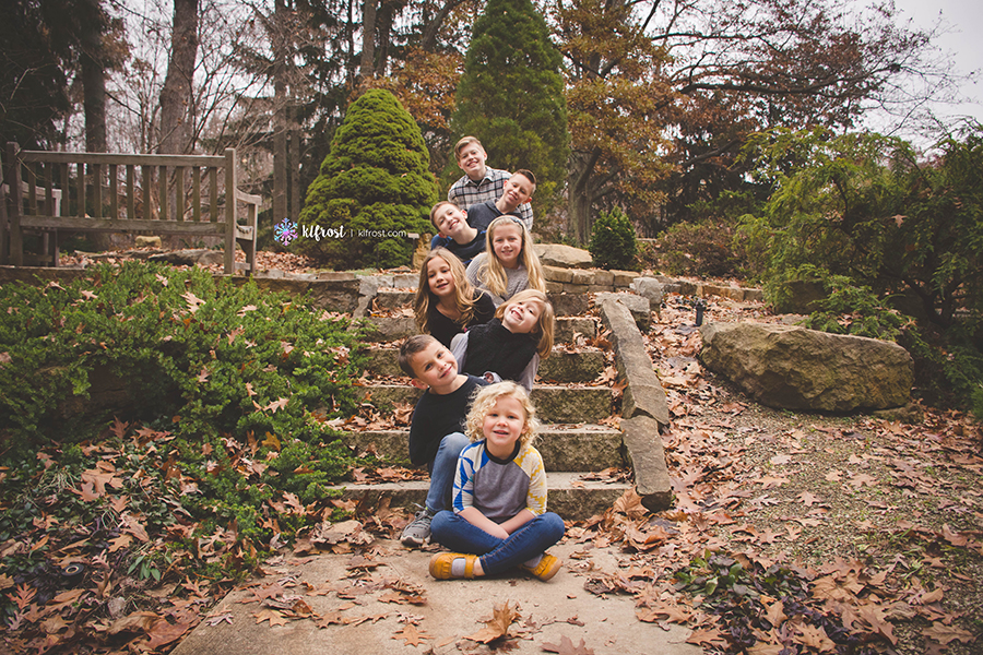 family photographer in granville ohio